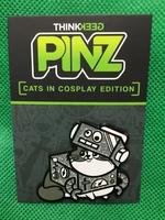 ThinkGeek Pinz Cats in Cosplay