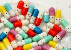 Hidden Message Pills