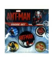 Ant-Man Badge Set