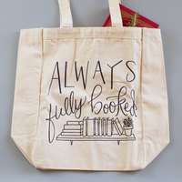 "Paper Sushi ""Always Fully Booked"" tote bag"