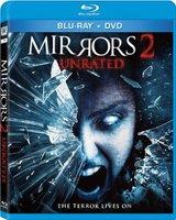 Mirrors 2 Blu-ray/DVD