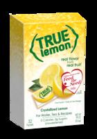 TRUE LEMON For Water, Tea & Recipes