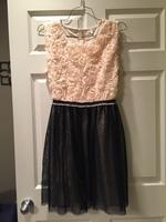 Weston cream/black dress size XL