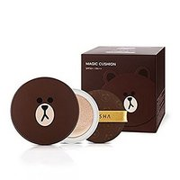 Missha line friends compact cushion