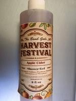 Apple Cider Shower Gel