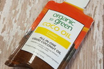 Organic to Green Coco Oil - Lemon Purifying