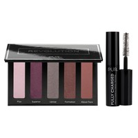 Pur Minerals - Revolution - Eye Shadow Palette and Mascara