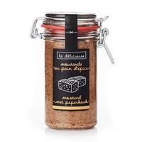 la délicieuse mustard with gingerbread (moutarde au pain d'épices)
