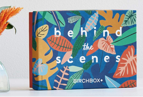 Birchbox October 2017 Just the Box