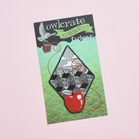 The Giver Exclusive Owlcrate Iron On Patch