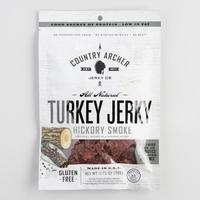 Country Archer Hickory Smoked Turkey Jerky (Gluten-Free)