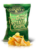 Door County Jalapeno Potato Chips