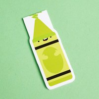 Crayon Bookmark