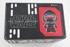 Entire Nov 2015 Start Wars Smuggler's Bounty box (The First Order)