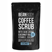 Bean Body Coconut Coffee Bean Scrub