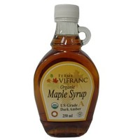 Ferme Vifranc very dark organic maple syrup