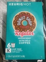 Donut shop k-cups 6 ct