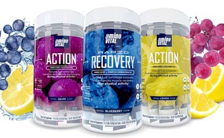 AminoVital Action & Recovery Mix-in Supplements
