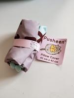 Pusheen Cushion Pillow Case
