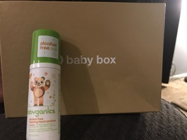 Babyganics Foaming Hand Sanitizer