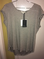 Jane and Delancey Knit Top-Large