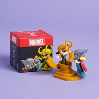 Thor and Loki PhatMojo Figure