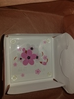 Sakura Glass Coaster