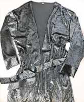 Happy Rebel Crushed Velvet Robe