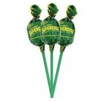 Super Bombon Supercoco Coconut Lollipops