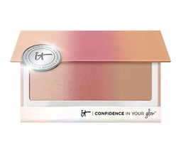 IT Cosmetics Confidence in your Glow Blush Palette in Natural Glow