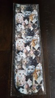 Kitty Cat Collage Socks - Exclusive by CatLadyBox