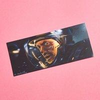 Sci-Fi Spaceman Print