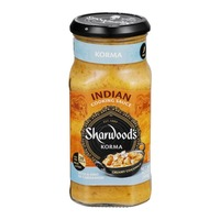 Sharwood's Korma Creamy Coconut Indian Cooking Sauce