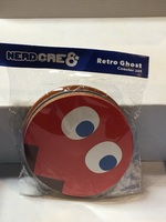 NERDCRE8 Ghoasters Set Retro Ghost Coaster Set of 4