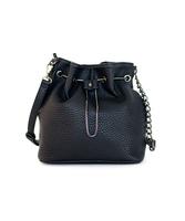 Republic of Aces Dianne Bucket Bag-Black