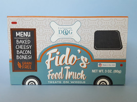 Exclusively Dog Fido's Food Truck Baked Cheesy Bacon Bones