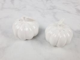 Coastline Imports Pumpkin Salt & Pepper Shakers