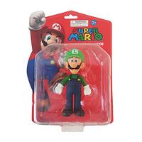 Super Mario figure (Luigi)