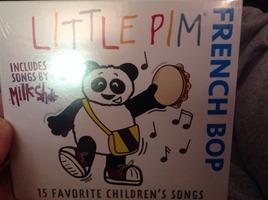 Little Pim French Bop CD