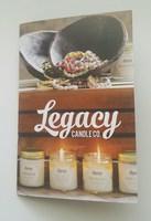 Legacy Candles Sea Salt & Rosemary