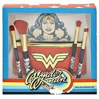 Wonder Woman Face & Eye Brush Set