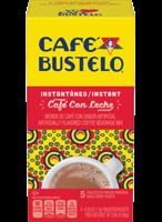Café Bustelo Café con Leche Instant Coffee Sticks