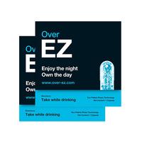 Over EZ Hangover Pill Duo