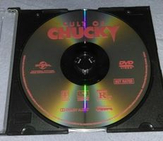 Cult of Chucky DVD Disk Only (No UV, Blu Ray or original case included) Unviewed