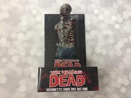Pet Zombie Vinyl Bust Bank (The Walking Dead)