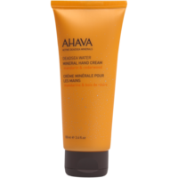 Ahava Hand Cream in Mandarin and Cedarwood
