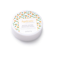Jamberry Hydrate Water Based Remover Wipes - White Peach