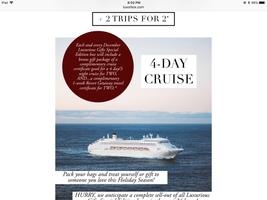 Luxor Cruise certificate