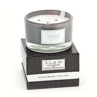 D. L. & Co Woodsmoke Vetiver Candle