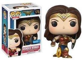 Wonder Woman (shield) pop
